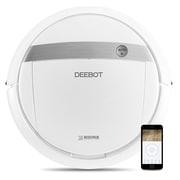Ecovacs DEEBOT Robot Bagless Vacuum, White (M88)