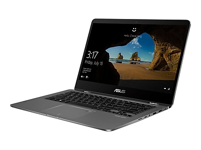 "ASUS ZenBook Flip 14 UX461UA DS51T 14"" Notebook Laptop, Intel i5"