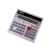 Sharp QS-2130 12 Digit Commercial Desktop Calculator, Gray