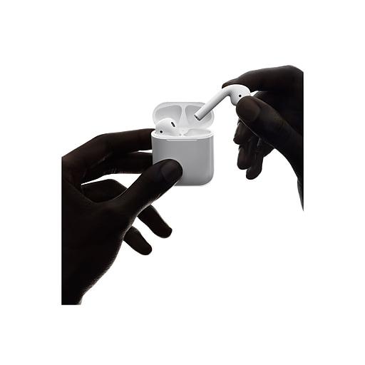 Apple AirPods Headphones, White (MMEF2AM/A)