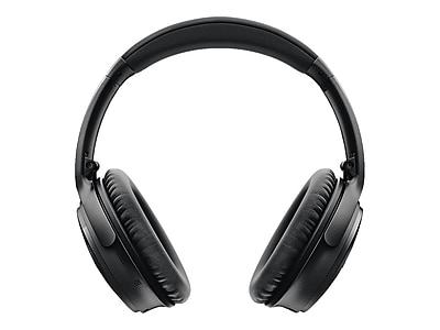 Bose QuietComfort 35 II Wireless Headphones, Black (789564-0010)