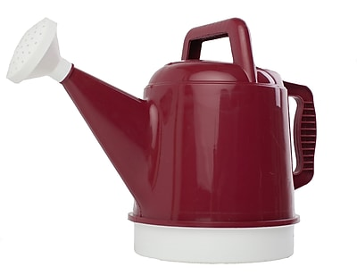 Bloem Deluxe Watering Can, 2.5 Gallon, Union Red