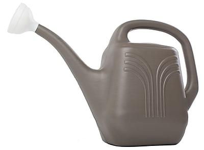 Bloem Watering Can, 2 Gallon, Peppercorn
