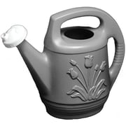 Bloem Promo Watering Can, 2 Gallon, Peppercorn