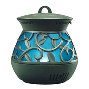 "Stinger BR60L 5"" x 5.2"" x 6.10"" Green/Blue Mosquito Repellent Latern (1386-0341)"