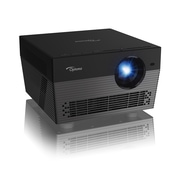 Optoma Home Theater (UHL55) DLP Projector, black