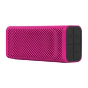 Braven® 705 Portable Bluetooth Speaker System with Microphone, Magenta (B705MBP)