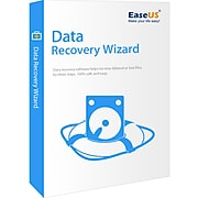 EaseUS Data Recovery Wizard Professional 12.0 for 1 User, Windows, Download (EASEUSARDRWPRO)