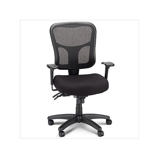 Tempur Pedic Tp8000 Mesh Computer And Desk Office Chair Black