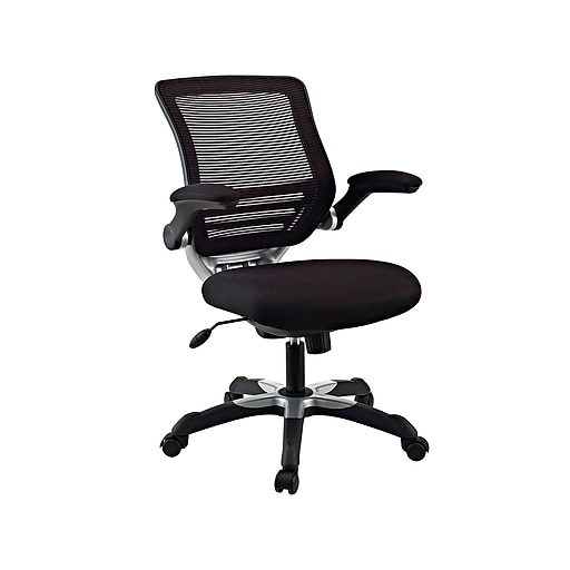 Excellent Modway Edge Mesh Computer And Desk Chair Black Eei 594 Blk Home Interior And Landscaping Transignezvosmurscom