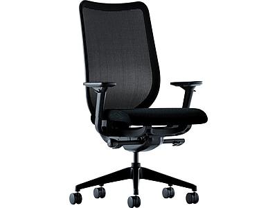 HON Nucleus Mesh Back Polyester Task Chair, Black (HN1.A.H.IM.CU10.SB.T)