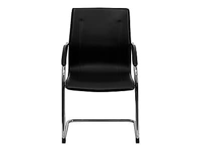 Flash Furniture Vinyl Computer and Desk Chair, Black (BT509BK)