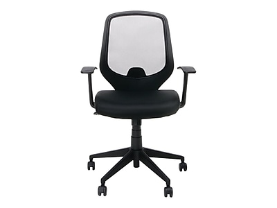 OFM Essentials Fabric Task Chair, Black (845123025123)