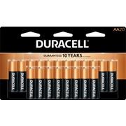 Duracell Plus Power Alkaline Battery, AA, 20 Pack (MN1500B20)