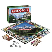 MONOPOLY: National Parks Edition (USAMN025000)