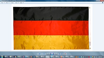 Annin Flagmakers Germany Flag, 4
