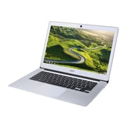 "Acer 14 NX.GC2AA.007 14"" Refurbished Chromebook, Intel N3160, 4GB Memory"
