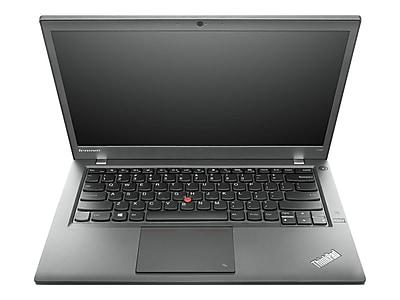 "Lenovo ThinkPad T440SI7-4-128 14"" Notebook Laptop, Intel i7, Refurbished"