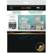 "Thermoweb Deco Foil Peel N' Stick Toner Sheets 8"" x 10"" Pack of 2 (DF3376)"