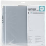 "We R Memory Keepers Full Page Post Bound Photo Sleeves 12"" x 12"", Pack of 10 (WR660151)"