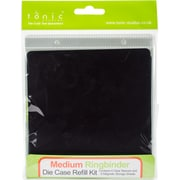"Tonic Studios Magnetic Sheets W/Plastic Sleeves Tonic Studios Medium Binder Refills 6"" x 6"", Pack of 6 (345E)"