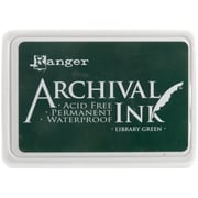 Ranger Archival Ink Pad, Library Green (AIP-31475)