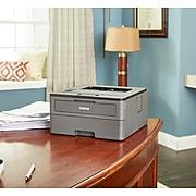 Brother Refurbished HL-L2370DW Wireless Monochrome Laser Printer