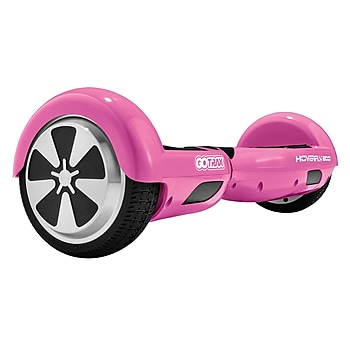 GOTRAX UL Certified HOVERFLY ECO Pink Hoverboard