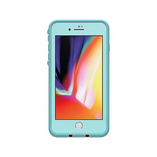 best website 4c8ea 57cf5 LifeProof Fre Case for iPhone 7 Plus /iPhone 8 Plus, Wipeout (77-56983)