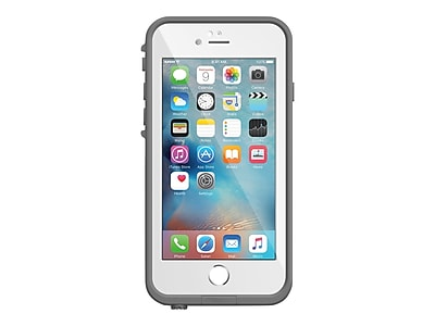 LifeProof Fre Case for iPhone 6/6S, Avalanche White (77-52564)