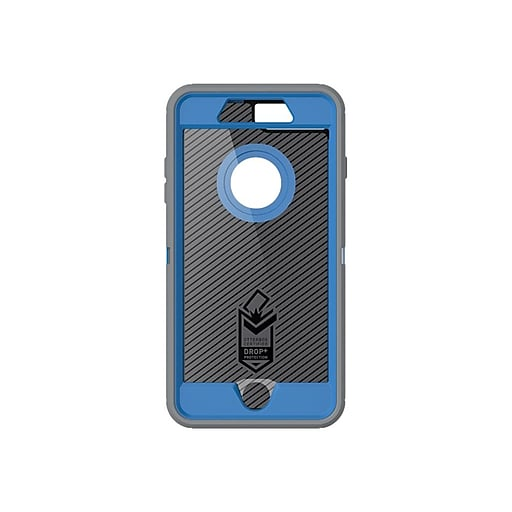 new style 858ba 94f56 OtterBox Defender Rugged Case for iPhone 7 Plus /iPhone 8 Plus, Marathoner  (77-57452)