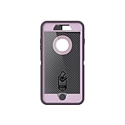 OtterBox Defender Carrying Case (Holster) for iPhone 8 Plus, iPhone 7 Plus, Purple Nebula (77-56827)
