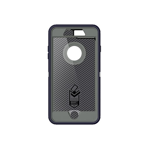pretty nice fcabe f8f83 OtterBox Defender Carrying Case (Holster) for iPhone 7 Plus, Stormy Peaks  (77-56826)