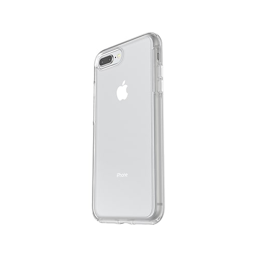 online retailer ae425 ef162 OtterBox Symmetry Case for iPhone 7 Plus, Clear (77-56916)