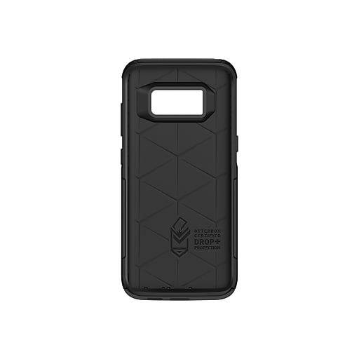 OtterBox Commuter Cover for Galaxy S8, Black (77-54534)