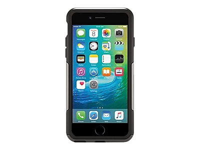 OtterBox Commuter Cover for iPhone 6/6S, Black (77-54898)