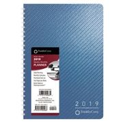 2019 BrownTrout FranklinCovey Academic Planner Classic Weekly Flexible, Pool Blue (978-1-9754-0508-3)