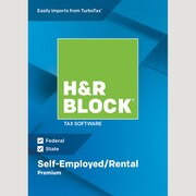 H&R Block 18 Premium for 1 User, Windows, Download