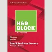 H&R Block 18 Premium & Business for 1 User, Windows, Download