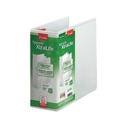 "Cardinal XtraLife Speedy 5"" 3-Ring View Binder, White (CRD59150)"