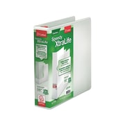 "Cardinal XtraLife Speedy 2"" Non-View Binder, White (CRD59120)"