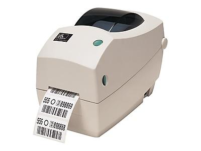 Zebra TLP 2824 Plus Thermal Transfer POS Printer, USB/Serial, White