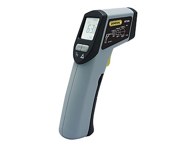 General Tools Heat Seeker Infrared Industrial Thermometer (IRT206)