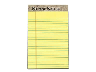TOPS Second Nature Notepads, 5