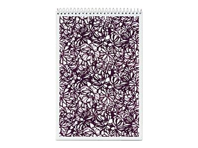 6 x 9 Gregg Ruled 80 Sheets 31931 Assorted Colors Staples Steno book Dozen