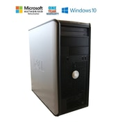 Dell OptiPlex 320 Tower, Intel core 2 Duo E4300 1.8GHz Processor, Refurbished