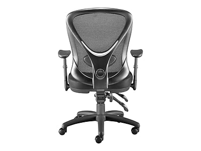 Staples Carder Mesh Back Fabric Computer And Desk Chair Black 24115 Cc Staples