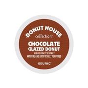 Donut House Chocolate Glazed Donut Coffee, Keurig® K-Cup® Pods, Light Roast, 24/Box (6722)