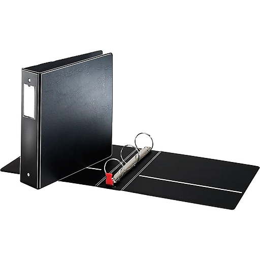 Cardinal Easy Open 3-Inch 3-Ring Binder With Locking Round