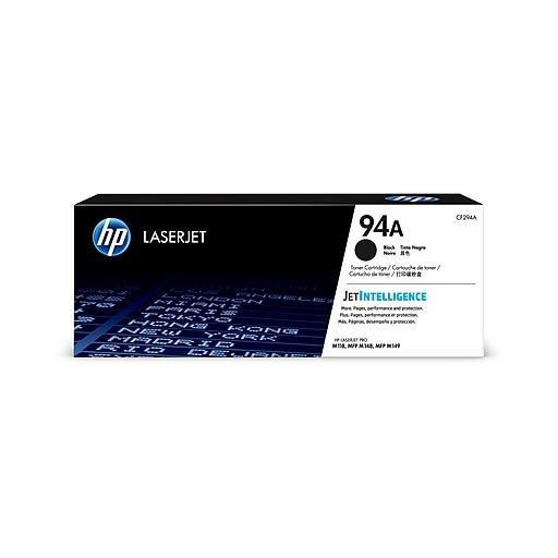 HP 94A Black Laser Toner Cartridge (CF294A)